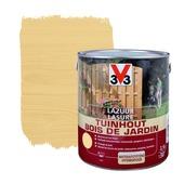 V33 beits tuinhout mat kleurloos 2,5 L