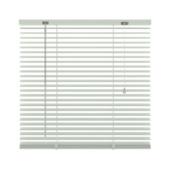 GAMMA horizontale jaloezie  201 aluminium 25 mm wit 80x180 cm