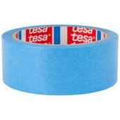 Tesa Precision Outdoor afplaktape 25 m x 38 mm blauw