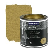 GAMMA metaallak hamerslag goud 250 ml