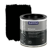 GAMMA metaallak hoogglans RAL9005 zwart 250 ml
