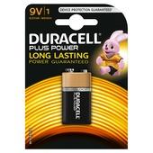 Duracell Plus Power alkalinebatterij 9 V