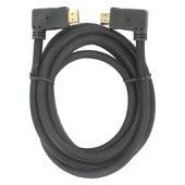 Q-link HDMI kabel hoge snelheid haaks 2 m