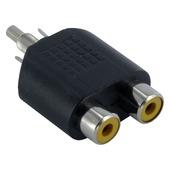 Q-link audio splitter tulp