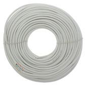Q-link UTP kabel CAT6 50 m wit