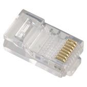 Q-link UTP connector RJ45 12 stuks