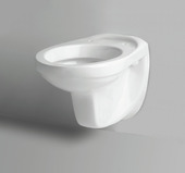 Ophang wc New Forza/Serano porselein wit