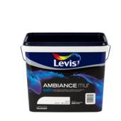Levis Ambiance muurverf zijdeglans wit 5 L