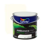 Levis Ambiance muurverf extra mat leliewit 2,5 L