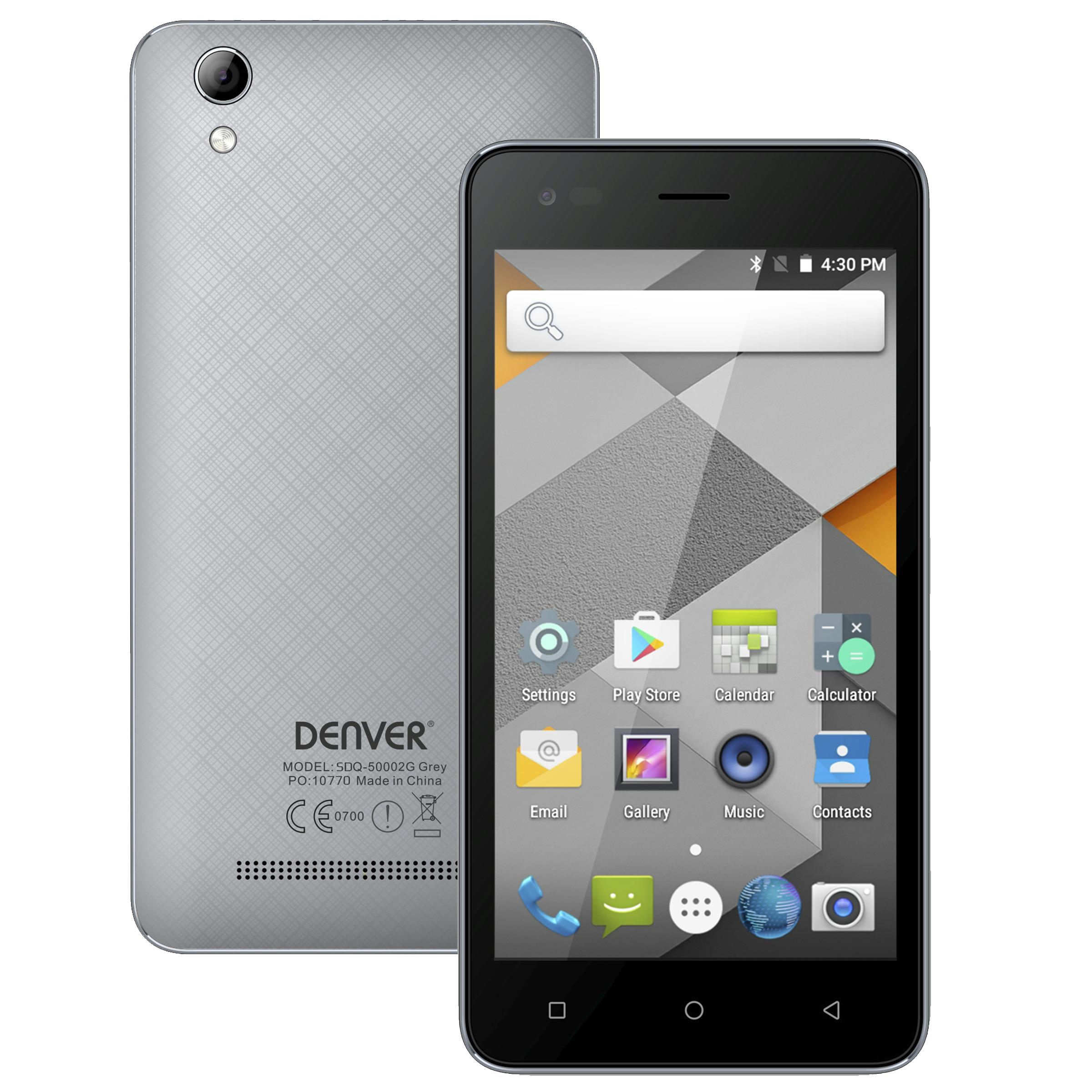 Smartphone Denver gris