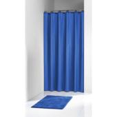 Sealskin Granada douchegordijn pvc blauw 180 x 200 cm