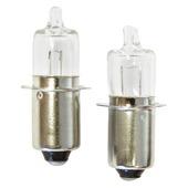Reservelampje halogeen 6 V 2 stuks