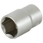 GAMMA dopsleutel 17 mm 1/2'' / 12,7 mm