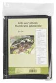 Anti-worteldoek zwart 5x2 m