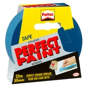 Pattex Perfect Paint afplaktape 25 m x 30 mm blauw