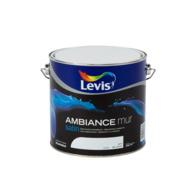 Levis Ambiance muurverf zijdeglans wit 2,5 L