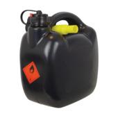 Carpoint jerrycan zwart 5 L