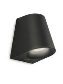 Philips wandlamp Virga met geïntegreerde LED 3W 270 lumen zwart