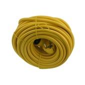 Exin verlengsnoer geel 3x1,5 mm² - lengte 20 m