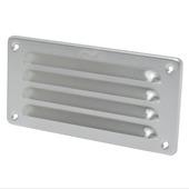 IVC Air ventilatierooster aluminium brut 18x9 cm
