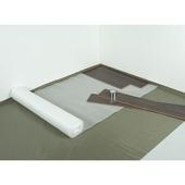 Parketisolatie 2 mm 15 m²