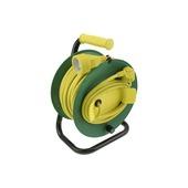 Exin kabelhaspel groen-geel 3x1,5mm² - lengte 25 m