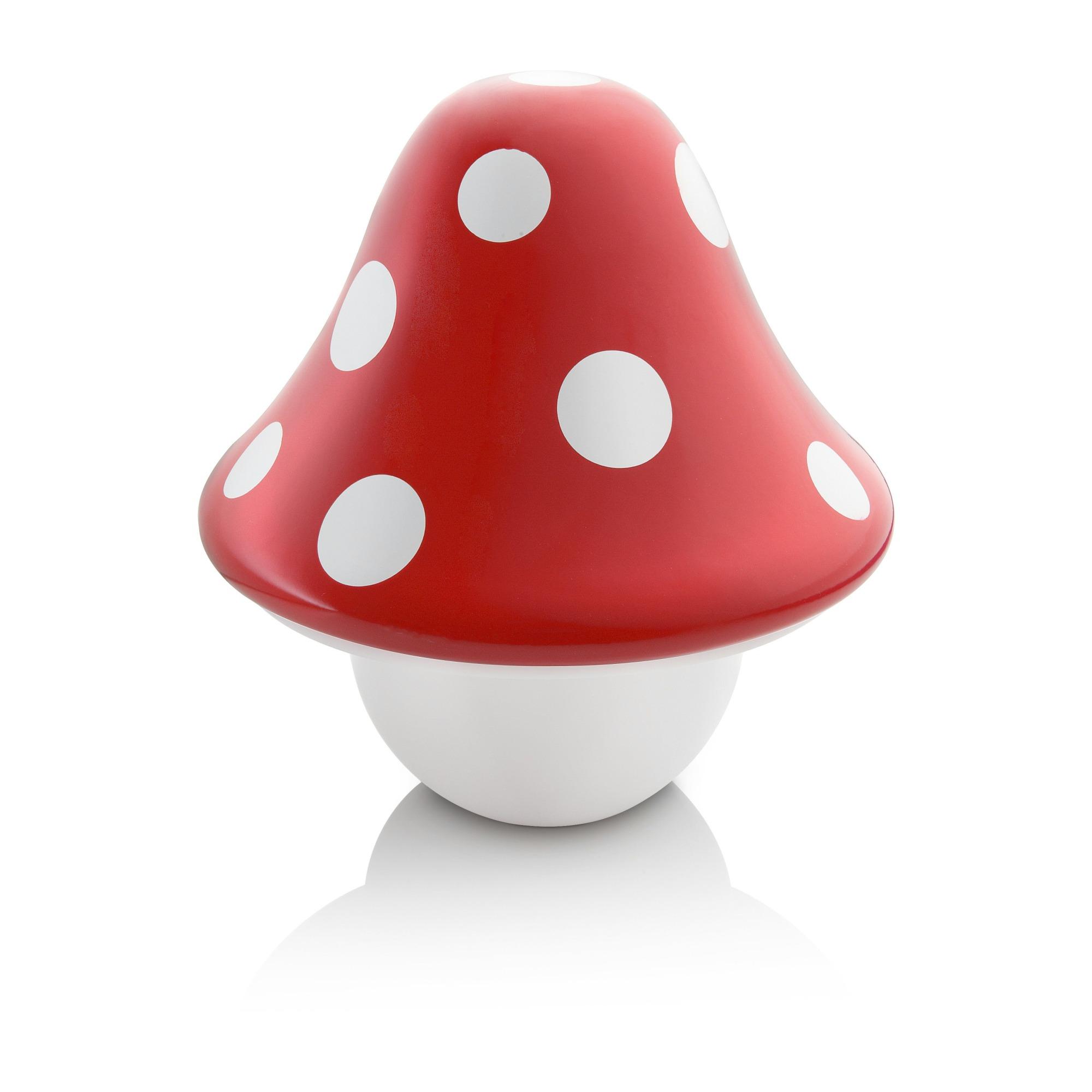 Philips myKidsroom Boletu tafellamp rood met LEDlamp 3 W